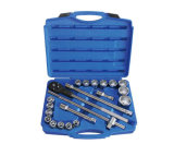 "Socket Wrench Set 3/4"" Crmo Steel Series Type B2"
