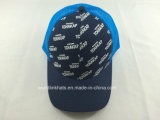 Custom Cotton/Polyester Trucker Hat with Printed Logo Design
