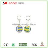 E-Friendly PVC Volleyball Key Chains