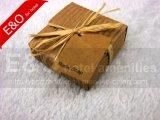 Corrugated Paper Wheat Square Rustic Soap
