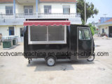 Professional Motorcycle Mobile Fast Food Van (SHJ-MFR220GH)