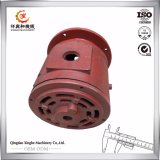 Custom Casting Iron Motor Frame with Red Painting