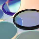 850nm Cwl40nm Od3 Optical Bandpass Filters for Iris Recognition