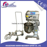 Ce Certificate Approved Multi Function Commercial Planetary Food Mixer with 3 Beaters