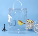 Clothing Plastic PVC Portable Gift Bag