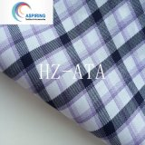 100% Cotton Woven Yarn Dyed Shirting Fabric