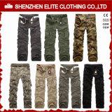 Wholesale High Quality Military Camo Pants with Side Pockets (ELTHVPI-64)