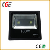 Slim LED Flood Light / Floodlight, 100W/150W IP65 High Power Floodlight Outdoor Lamps