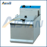 Df903 Counter Top Electric Deep Oil Fryer of Catering Equipment
