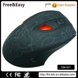 Adjustable 5200 Dpi Computer Optical 6D Drivers USB Gaming Mouse