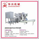 Batch Fryer (Frying Peanut/Bean/Nut/Snack Machine) Frying Machine