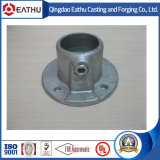 Galvanized Malleable Iron Pipe Clamps Base Flange 131