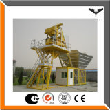 Mobile Concrete Mixing Plant Portable Concrete Mixer