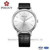 2016 Wholesale OEM Luxury Slim Quartz Stainless Steel Wrist Watch