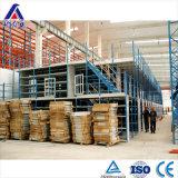 Heavy Loading Multi Level Steel Mezzanine Decking