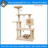 China Manufactory Cat Play Tree Cat Scratching Post Sisal Christmas Tree