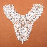 L60012 Polyester Fashion Lace Collar Neck Designs