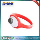 Waterproof RFID Bracelet / Smart Wristband Card for Hotel Locking