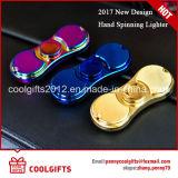 New Design Metal Windproof USB Charging Cigarette Lighter