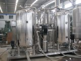 High Technology 8t/H Beverage Mixer with Four Tanks