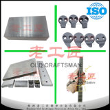 Vacuum Welding Steel Tungsten Cemented Carbide Die for Brick Making
