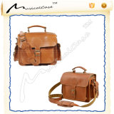 Genuine Leather Street Snap Portable Camera Bag