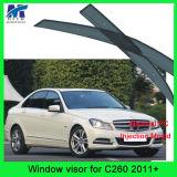 Car Decoration Items Car Rain Visor Door Vent for Benz C260 2011+