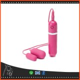 Rechargeable 36 Frequency Vibrating Jump Egg Double Eggs Bullet Vibrator