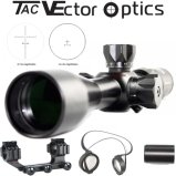 Vector Optics 4.5-14X44 Tactical Best Rifle Scope for. 50 Cal Ar15 Ar 15 M4 M16 Rifles Hunting with First Focal Plane MP Reticle 1/10mil 30mm