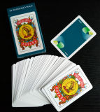 Spainish Customized Paper Playing Cards /Naipes