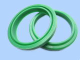 NBR EPDM Viton Rubber Dust Proof U V Y Shape Lip Dynamic Rod Seal Ring