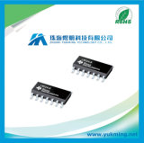 Integrated Circuit of Quad Operational Amplifier IC Lm324n