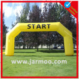 Custom Logo Printed Oxford Fabric PVC Inflatable Arch