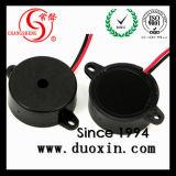 24mmx9.5mm Piezo Buzzer Passive Buzzer with Wire Dxp24095W