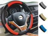 Made in China Superior Quality Car Steering Wheel Cover PU PVC