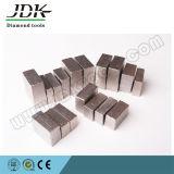 Fast Cutting Diamond Segment for India Hard Granite