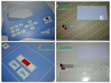 Digital Printing Rim Embossed Buttons Membrane Switch (MIC-0082)