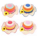 New Fashion Hat Woven Children's Beach Caps Wholesale