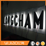 Custom Halo Lit LED Luminous Signs