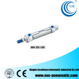 Ma Series Stainless Steel Mini Air Cylinder Ma25*50