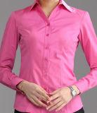 Business Office Formal Shirt Women Cotton Shirt