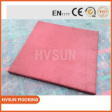 Lowest Cost Mats Rubber Available Outdoor Rubber Tiling for Gym Center Sports Court