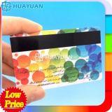 Logo Printing Plastic Magnetic Stripe for Membership Card