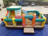 Top Design Inflatable Combo with Happy Farm, Slide Jumper, Inflatable Toys