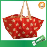China Eco-Friendly Recycled PP Woven Bag/BOPP Laminated PP Woven Bag (MECO140)