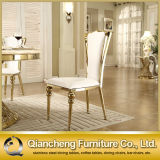 High Back Dining Chair Wholesale Chair Metal Frame Wedding Chair