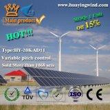 20kw Farm Using Wind Turbine