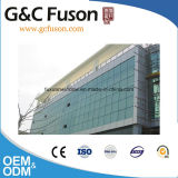 China Factory High Quality Aluminum and Glass Curtain Wall Price