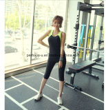 Fashion Yoga Pants Sport Suit Women Clothes Fitness Wear
