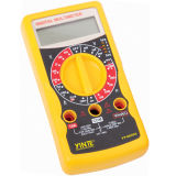 3 1/2 Digital Multimeter with Head Hanger Packing